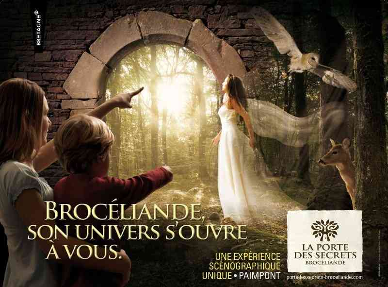 Brocéliande, la Porte des Secrets